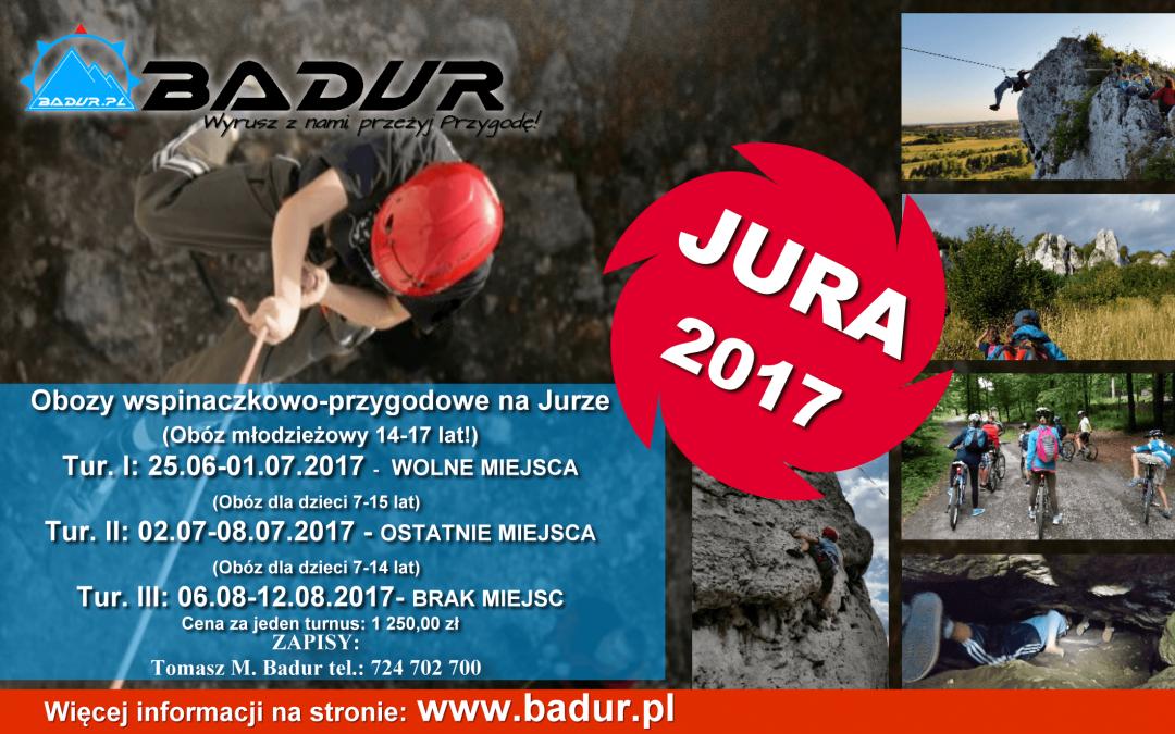 Obóz JURA 2017