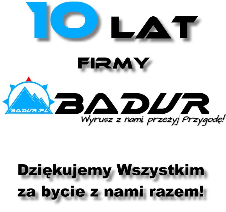 10-lecie firmy BADUR