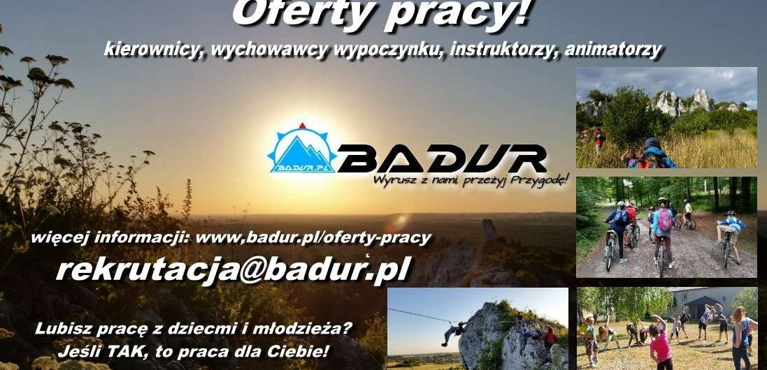 Oferty pracy w firmie BADUR