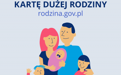 Karta Dużej Rodziny – Zniżki dla Dużych Rodzin
