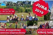 Letni obóz dla dzieci przygodowy Rowerowo-Wspinaczkowy JURA 2019