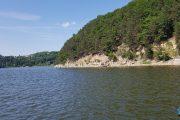 Pogórze Rożnowskie - Jezioro Rożnowskie