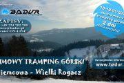 Zimowy Tramping Górski Niemcowa - Wielki Rogacz 2020