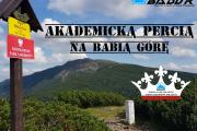Akademicką Percią na Babią Górę 1725m - BADUR - wycieczki