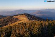 Wschód słońca na Gorcu 1228m - BADUR - wycieczki górskie, trampingi